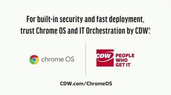 CDW TV Spot, 'Google Chrome OS: Achieve Calm' - Thumbnail 8