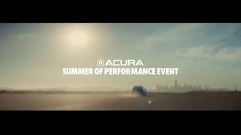 Acura Summer of Performance Event TV Spot, 'A Higher Institution' [T2] - Thumbnail 4