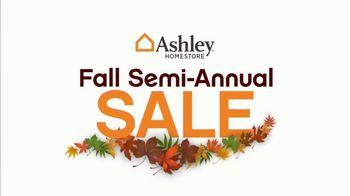 Ashley HomeStore Fall Semi-Annual Sale TV Spot, 'Up to  70% Off' - Thumbnail 1