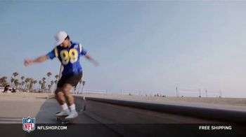 NFL Shop TV Spot, 'Forever Game Ready: Free Shipping' Song by American Gentlemen - Thumbnail 2