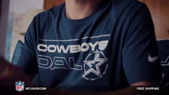 NFL Shop TV Spot, 'Forever Game Ready: Free Shipping' Song by American Gentlemen - Thumbnail 3