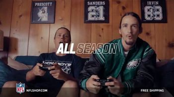 NFL Shop TV Spot, 'Forever Game Ready: Free Shipping' Song by American Gentlemen - Thumbnail 8