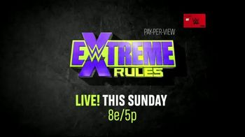 Peacock TV TV Spot, '2021 WWE Extreme Rules' - Thumbnail 9
