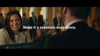 Adobe Experience Cloud TV Spot, 'Hotel'