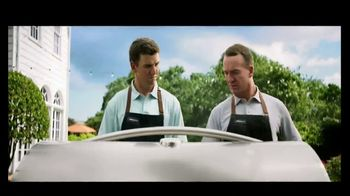 BBQGuys TV Spot, 'Around the Grill with the Mannings: $300' Feat. Peyton Manning, Eli Manning