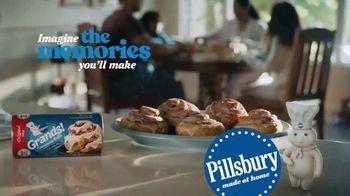 Pillsbury Grands! Cinnabon Cinnamon Rolls TV Spot, 'Magic Show' - Thumbnail 9