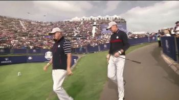 Rolex TV Spot, 'Ryder Cup: The Greatest Champions' Featuring Phil Mickelson - Thumbnail 3