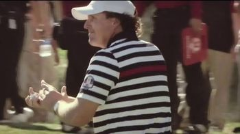 Rolex TV Spot, 'Ryder Cup: The Greatest Champions' Featuring Phil Mickelson - Thumbnail 5