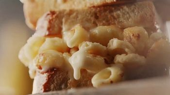 Panera Bread Grilled Mac & Cheese Sandwich TV Spot, 'Say Yes: $1 Delivery'
