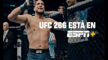 ESPN+ TV Spot, 'UFC 266: Volkanovski vs. Ortega' canción de Metallica [Spanish] - Thumbnail 9