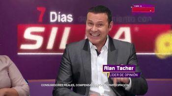 Silka TV Spot, 'Septima aplicación' con Alan Tacher [Spanish]