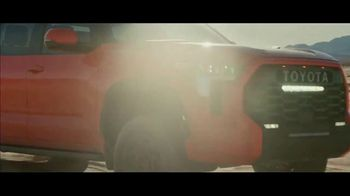 2022 Toyota Tundra TV Spot, 'Born From Invincible' Song by Nina Simone, Chris Avantgarde [T1] - Thumbnail 10