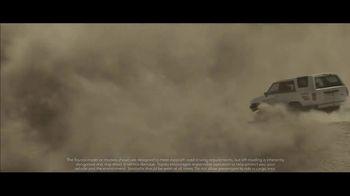 2022 Toyota Tundra TV Spot, 'Born From Invincible' Song by Nina Simone, Chris Avantgarde [T1] - Thumbnail 2