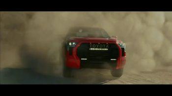 2022 Toyota Tundra TV Spot, 'Born From Invincible' Song by Nina Simone, Chris Avantgarde [T1] - Thumbnail 8