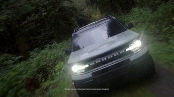 Ford TV Spot, 'Built for You by You: Escape, Bronco Sport and Ranger' [T2] - Thumbnail 1