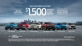 Ford TV Spot, 'Built for You by You: Escape, Bronco Sport and Ranger' [T2] - Thumbnail 7