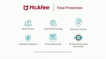McAfee Total Protection TV Spot, 'Security Means Trust' - Thumbnail 8