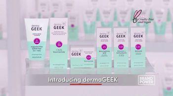 dermaGEEK TV Spot, 'No Dermatologist Visit Necessary' - Thumbnail 3