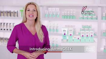 dermaGEEK TV Spot, 'No Dermatologist Visit Necessary' - Thumbnail 4