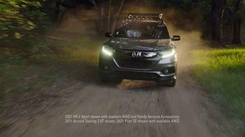 Honda Summer Sales Event TV Spot, 'Every Summer Adventure: HR-V, Accord, Pilot' Song by Danger Twins [T2]
