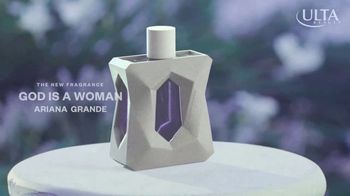 Ulta TV Spot, 'God Is a Woman Fragrance' Featuring Ariana Grande, Song by Ariana Grande