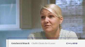 Chubb Group of Insurance Companies TV Spot, 'Gretchen and Brian'