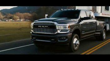 Ram Trucks Power Days TV Spot, 'Raw Power vs. Ram Power' [T2]