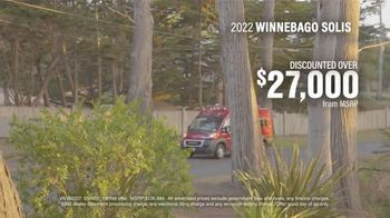 La Mesa RV TV Spot, '2022 Winnebago Solis' - Thumbnail 7