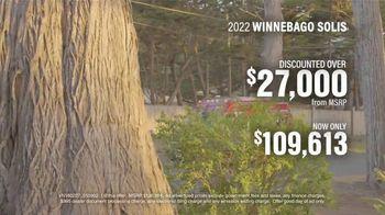 La Mesa RV TV Spot, '2022 Winnebago Solis' - Thumbnail 8