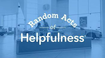 Honda Summer Sales Event TV Spot, 'Random Acts of Helpfulness: Dealership Surprise: Michael' [T2] - Thumbnail 2