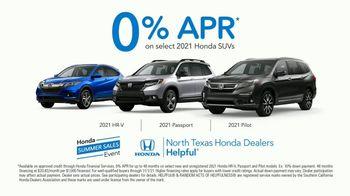 Honda Summer Sales Event TV Spot, 'Random Acts of Helpfulness: Dealership Surprise: Michael' [T2] - Thumbnail 8
