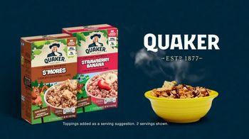 Quaker S'mores TV Spot, 'Grain of All Time' - Thumbnail 9