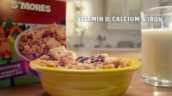 Quaker S'mores TV Spot, 'Grain of All Time' - Thumbnail 3