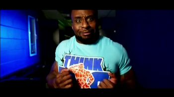 WWE Shop TV Spot, 'Feeling Good: Save 25% Off Championship Titles and 50% Off Tees'