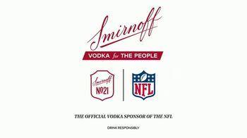 Smirnoff TV Spot, 'Giving People What They Want: New Orleans Saints' - Thumbnail 7