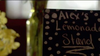 Applebee's TV Spot, 'Alex's Lemonade Stand Foundation' Featuring James Rosenberry - Thumbnail 5