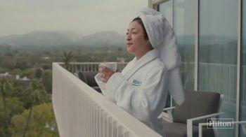 Hilton Hotels Worldwide TV Spot, 'To New Memories: That Feeling'
