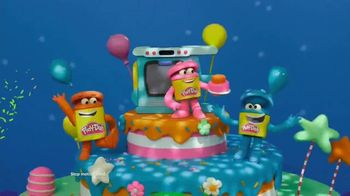 Play-Doh Kitchen Creations Rising Cake Oven Playset TV Spot, 'Ding' - Thumbnail 2