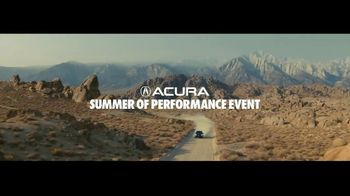 Acura Summer of Performance Event TV Spot, 'Remarkable Discovery' [T2]