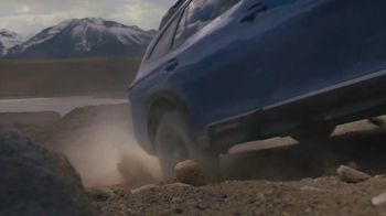 2022 Subaru Outback Wilderness TV Spot, 'Go Further' [T1] - Thumbnail 3