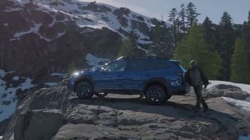 2022 Subaru Outback Wilderness TV Spot, 'Go Further' [T1] - Thumbnail 9