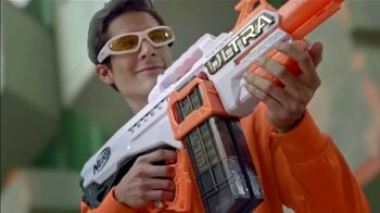 Nerf Ultra Select TV Spot, 'Accuracy and Distance'