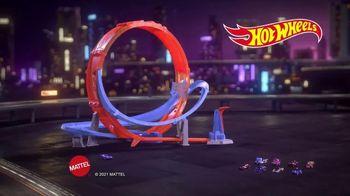Hot Wheels Massive Loop Mayhem Track TV Spot, 'Challenge Accepted'