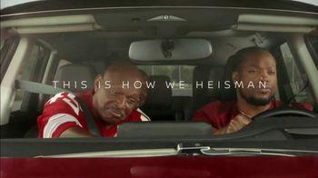 Nissan TV Spot, 'Heisman House: Archie Two Times' Feat. Derrick Henry, Archie Griffin [T1] - Thumbnail 9