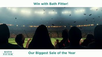 Bath Fitter Biggest Sale of the Year TV Spot, '12% Discount' - Thumbnail 1