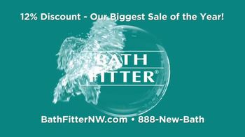 Bath Fitter Biggest Sale of the Year TV Spot, '12% Discount' - Thumbnail 10