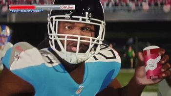 Old Spice TV Spot, 'Unstoppable' Featuring Derrick Henry - Thumbnail 4