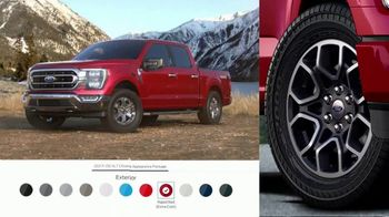 Ford TV Spot, 'Built for You by You: F-150 and Explorer' [T2]