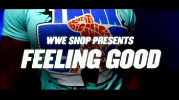WWE Shop TV Spot, 'Feeling Good: 30% Off Orders and 20% Off Championship Titles' - Thumbnail 1