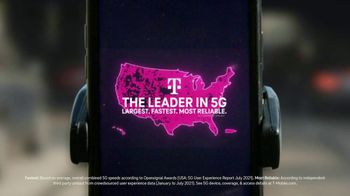T-Mobile TV Spot, 'See For Yourself: Overpass' Song by Tina Turner